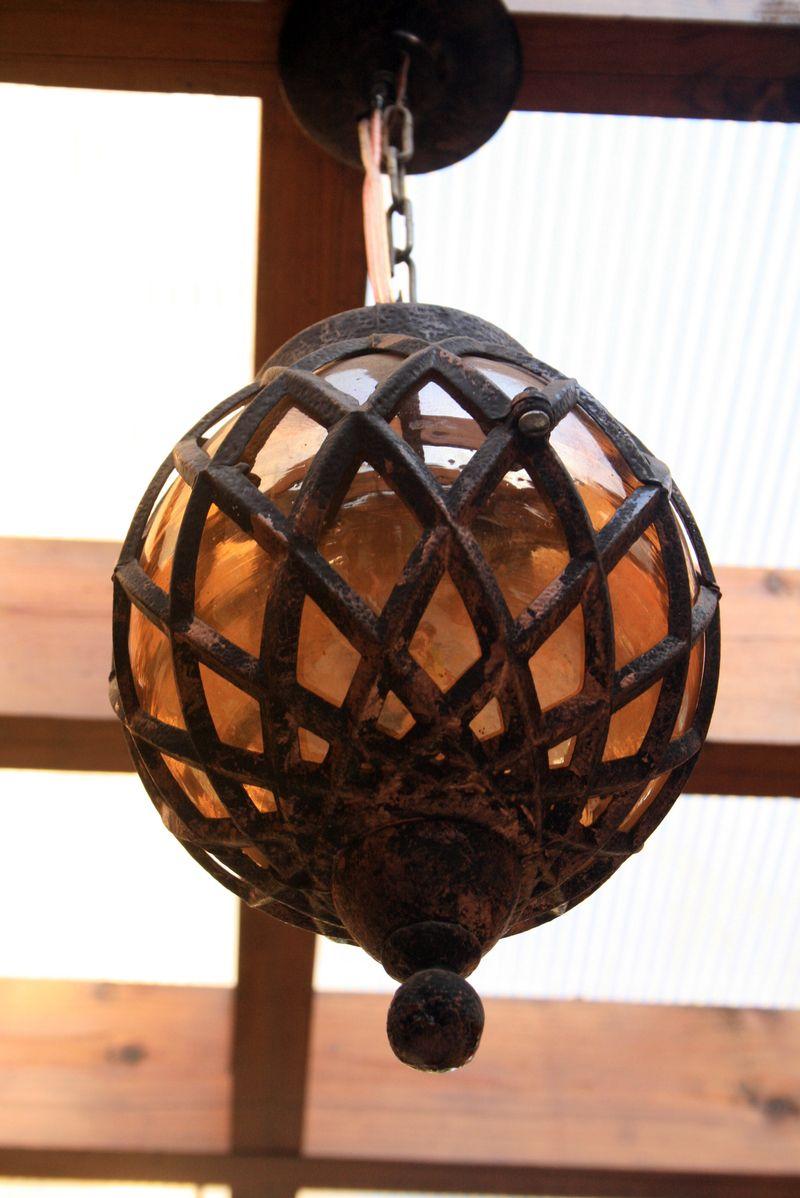 Lebanese house lantern