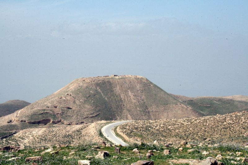 Bani Hamida mountain
